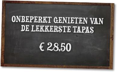 Tapas De Rijp - Restaurant Oudejans